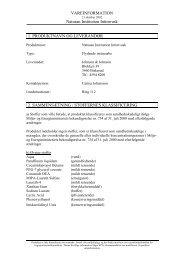Vis datablad (PDF)