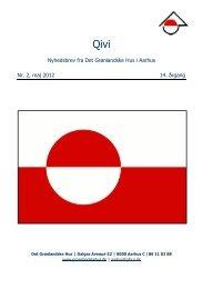 Maj 2012 - De grønlandske huse i Danmark