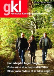2005 december - Gentofte Kommunelærerforening