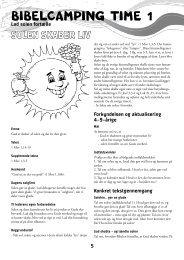 Lad solen fortælle (leder)