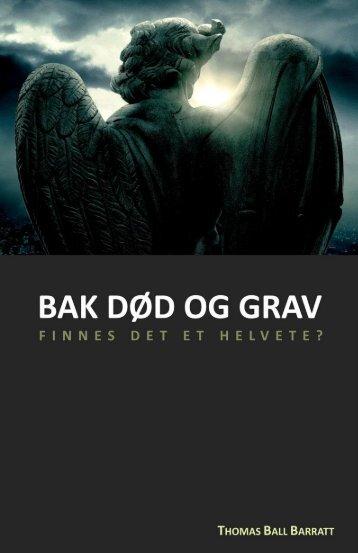 BAK DØD OG GRAV - Kristenbloggen