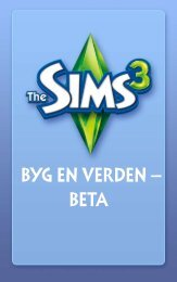 Byg en verden – Beta - The Sims 3