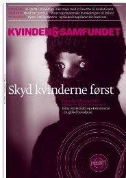 Skyd kvinderne først - Dansk Kvindesamfund