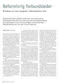 Bibliotekutredninga og de første reaksjonene - Bibliotekarforbundet - Page 6