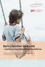 Børn i familier med vold - teorierne bag ... - Servicestyrelsen