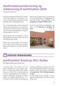 18. årgang, nr. 3: juni · juli · august 2009 - Svostrup-Voel Pastorat - Page 5