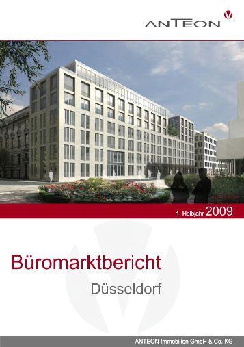 Büromarktbericht 1. Halbjahr 2009 - Anteon