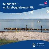 Sundheds- og forebyggelsespolitik - Rudersdal Kommune