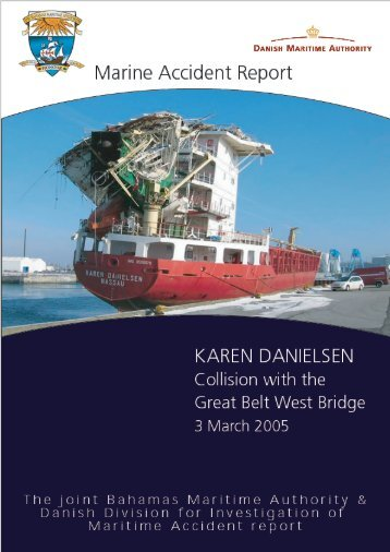 karen danielsen - Maritime Vessel Traffic Services - VTS