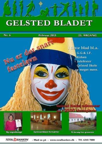 Gelsted Skole - GelstedBladet