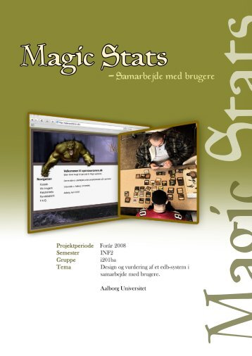 "Download projekt ""Magic Stats"" som PDF - Informatiker.DK"