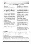 Det første år i U-turn. - viden- & kompetencecenter   unge og rusmidler - Page 5