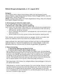 Brugerudvalgsmøde 2012 0821.pdf - Kajakklubben Viking