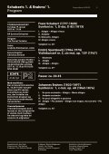 Schuberts 1. & Brahms' 1. DR SymfoniOrkestret Dirigent: Yan Pascal ... - Page 2