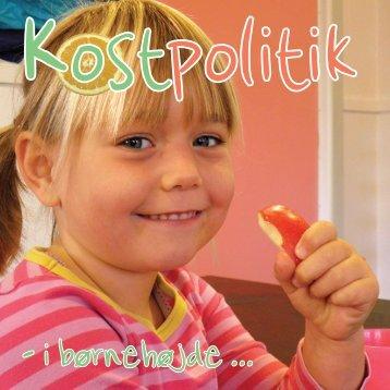 kostfolder - Kalundborg Asyl Børnehave