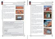 KVISTE & TAGVINDUER vejledningsblad 4 KVISTE ...