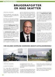 Strandsiden oktober 2005 side 4-7 - Solrød Strands Grundejerforening