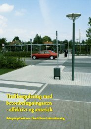 Trafikregulering med egulering med ... - Dansk Beton