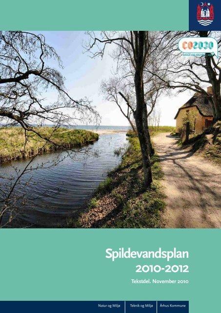 Spildevandsplan 2010-2012 - tekstdel (åbner nyt vindue) - Aarhus.dk