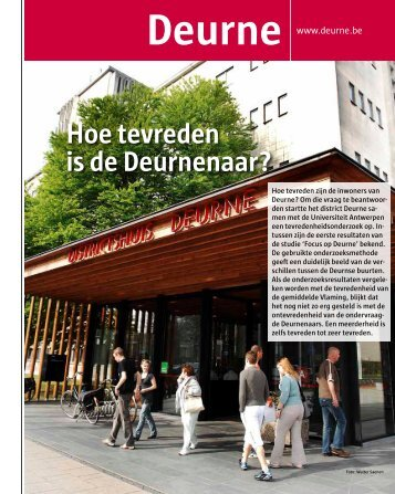Deurne - Stad Antwerpen