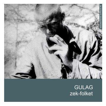 GULAG zek-folket - Falstadsenteret