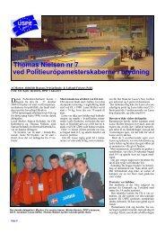 Side 6 Europæiske politimesterskaber i brydning i Moskva - Dansk ...