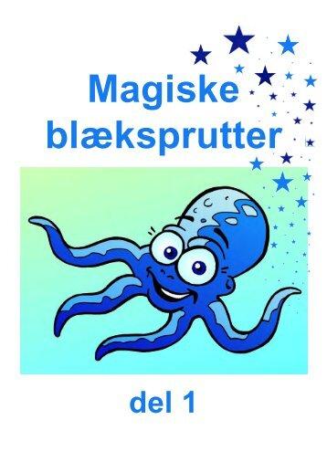 Magiske blæksprutter del 1 - Kattegatcentret