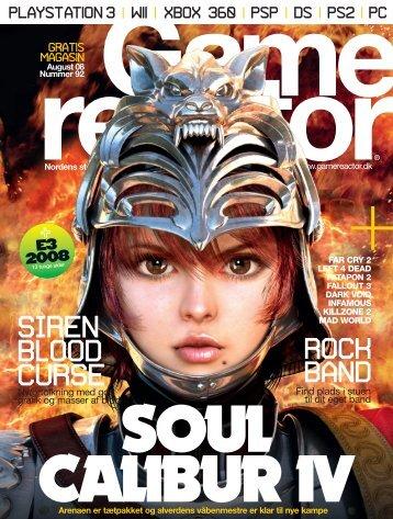 SIREN BLOOD CURSE - Gamereactor