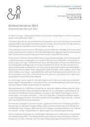 Formandens beretning som pdf-fil - Klubben for Brugere og ...