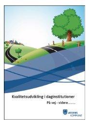 Rapport om kvalitetsudvikling, Assens - University College Lillebælt