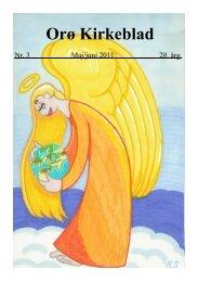 Nr. 3 maj/juni 2011 - Orø Kirke