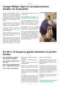 Længst Muligt I Eget Liv på plejecentrene - Fredericia Kommune - Page 3