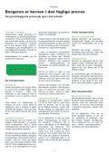 Længst Muligt I Eget Liv på plejecentrene - Fredericia Kommune - Page 7