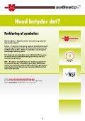 Pleje- og vedligeholdelsesprodukter til fødevarebranchen - Page 3