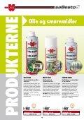 Pleje- og vedligeholdelsesprodukter til fødevarebranchen - Page 4