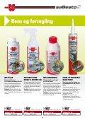 Pleje- og vedligeholdelsesprodukter til fødevarebranchen - Page 6