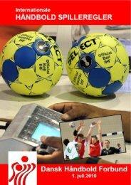 Internationale spilleregler 2010 - Grønlands Håndbold Forbund