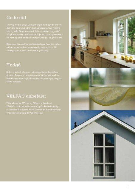 Find stilen i din bolig - Velfac