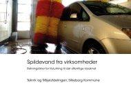 Spildevand fra virksomheder - Silkeborg Kommune
