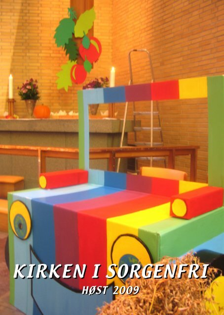 Kirkeblad august 09 - Sorgenfri Kirke