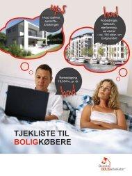 """Download """"Tjekliste til boligkøbere - Danske BOLIGadvokater"""
