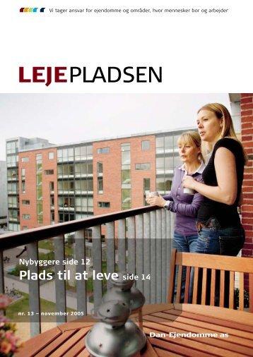 Lejepladsen nr. 13 - November 2005.pdf - DEAS