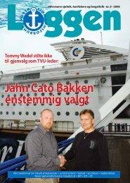 Jahn Cato Bakken enstemmig valgt - TVU-INFO