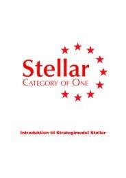 Introduktion til Strategimodel Stellar - Ankerhus