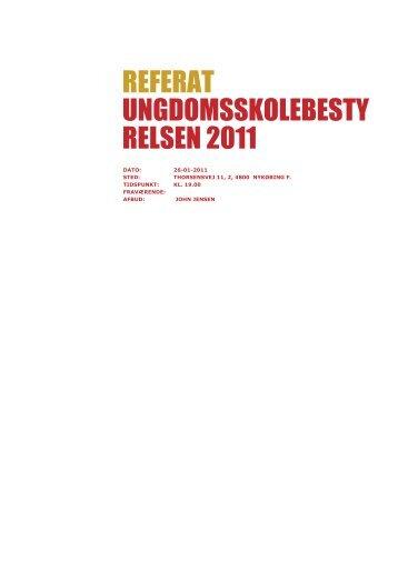 260111 - Guldborgsund Ungdomsskole