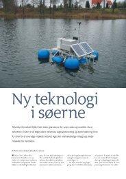 Tekniske fremskridt flytter hele tiden grænserne for vores viden og ...