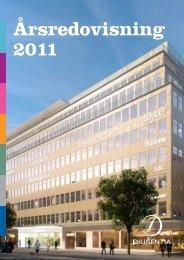 Årsredovisning 2011 - Diligentia