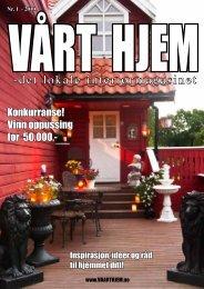 Last ned PDF - Vårt Hjem