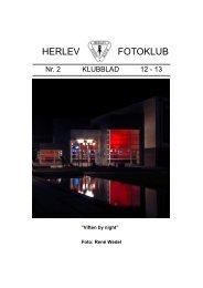 Klubblad Nr.2 12-13 - Herlev Fotoklub