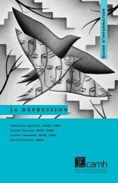 La dépression: Guide d'information - Le Pont
